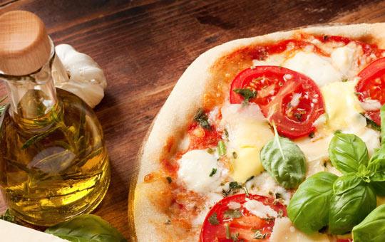 Promoção de Pizzas